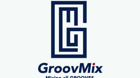 GroovMixからWebサイトがリリース!
