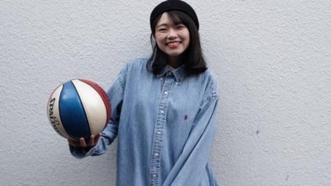 フリースタイルバスケットボールとの出会い -るり編-